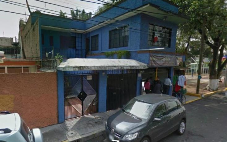 Foto de casa en venta en  1, hermosillo, coyoac?n, distrito federal, 1993022 No. 01