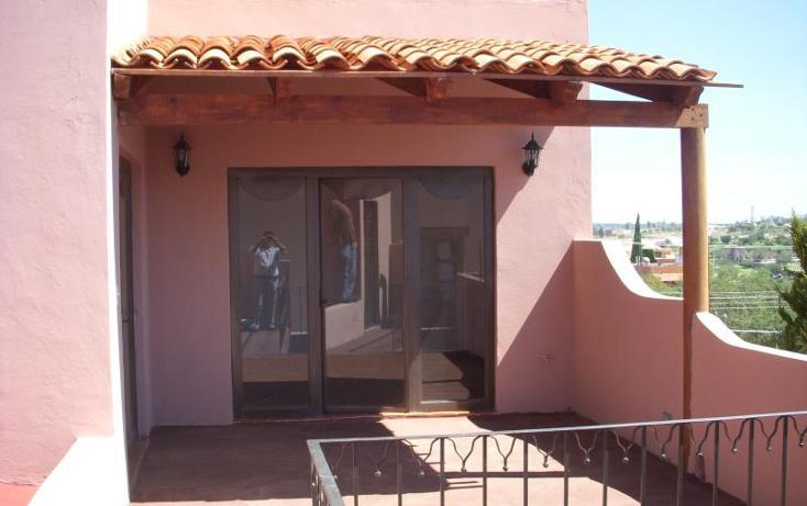 Foto de casa en venta en  1, independencia, san miguel de allende, guanajuato, 685497 No. 04