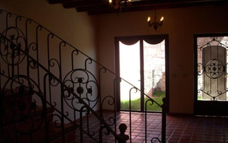 Foto de casa en venta en  1, independencia, san miguel de allende, guanajuato, 685497 No. 12