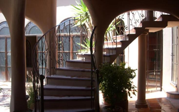 Foto de casa en venta en  1, independencia, san miguel de allende, guanajuato, 686189 No. 07