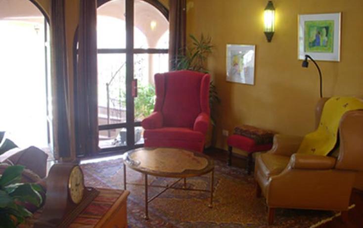 Foto de casa en venta en  1, independencia, san miguel de allende, guanajuato, 686189 No. 09