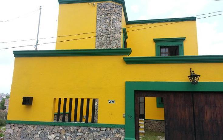 Foto de casa en venta en independencia 1, independencia, san miguel de allende, guanajuato, 698793 No. 09