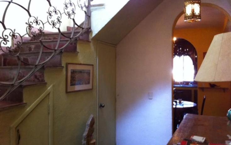 Foto de casa en venta en  1, independencia, san miguel de allende, guanajuato, 699237 No. 05