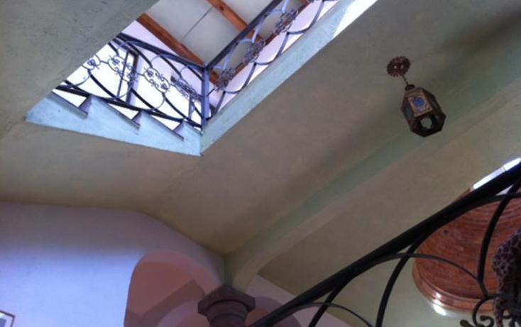 Foto de casa en venta en  1, independencia, san miguel de allende, guanajuato, 699237 No. 12