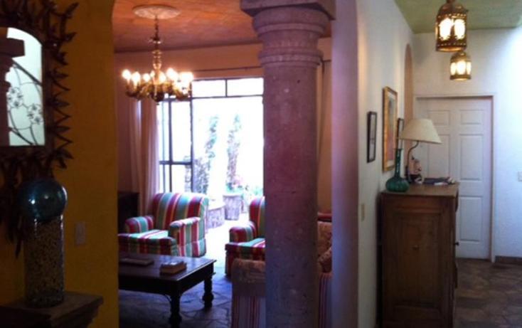 Foto de casa en venta en  1, independencia, san miguel de allende, guanajuato, 699237 No. 16