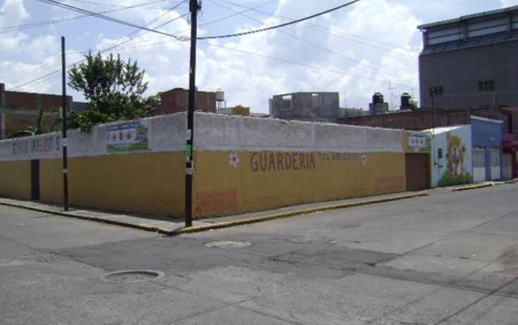 Foto de terreno habitacional en venta en  1, industrial, morelia, michoacán de ocampo, 571689 No. 01