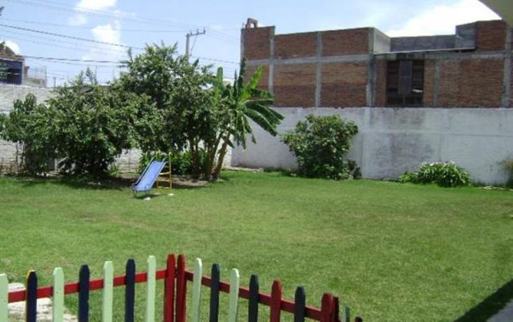 Foto de terreno habitacional en venta en  1, industrial, morelia, michoacán de ocampo, 571689 No. 02