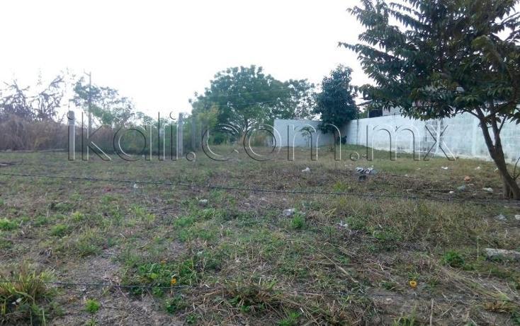 Foto de terreno habitacional en venta en el manguito 1, infonavit las granjas, tuxpan, veracruz de ignacio de la llave, 2669304 No. 05