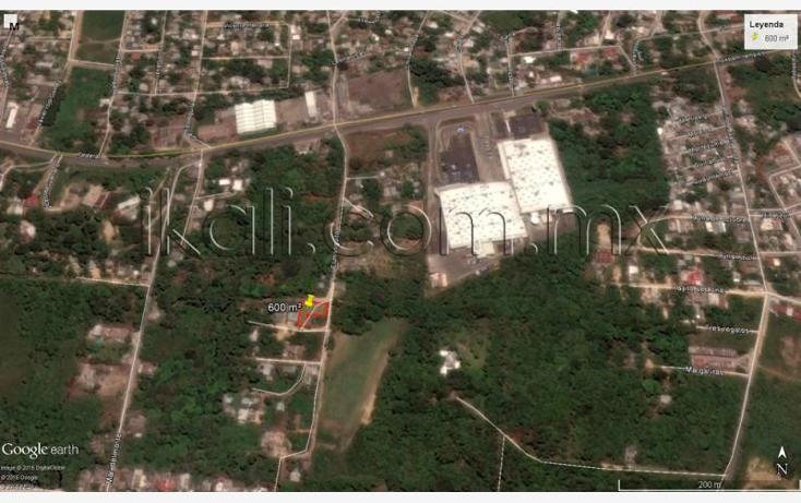 Foto de terreno habitacional en venta en el manguito 1, infonavit las granjas, tuxpan, veracruz de ignacio de la llave, 2669304 No. 13