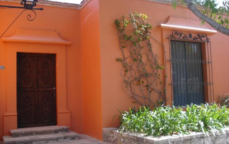 Foto de casa en venta en  1, infonavit malanquin, san miguel de allende, guanajuato, 699249 No. 02
