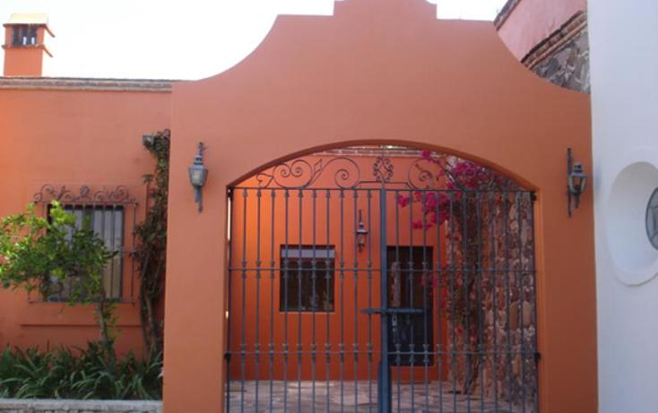 Foto de casa en venta en  1, infonavit malanquin, san miguel de allende, guanajuato, 699249 No. 03