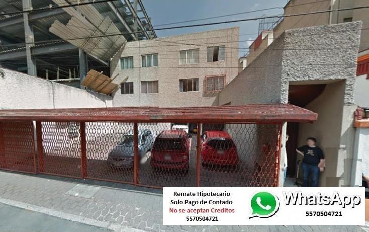 Foto de departamento en venta en empresa 1, insurgentes mixcoac, benito juárez, distrito federal, 2017538 No. 01