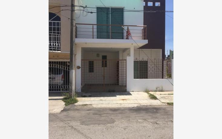 Foto de casa en venta en  1, islas del mundo, centro, tabasco, 2031578 No. 01