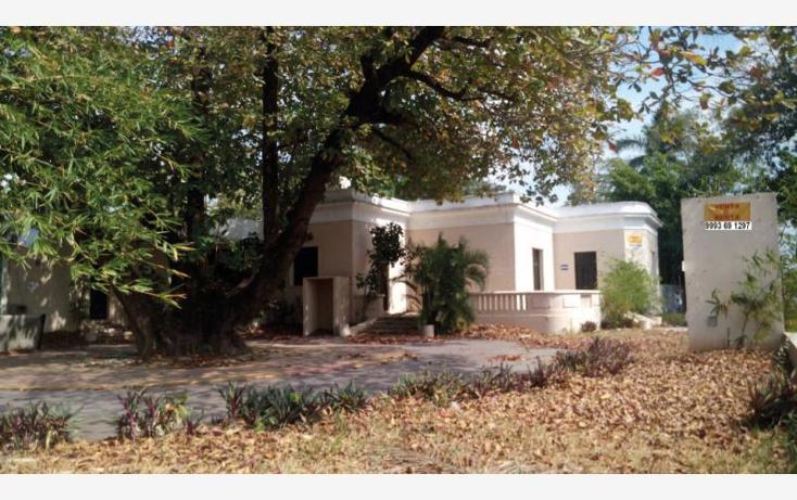 Foto de casa en venta en  1, itzimna, m?rida, yucat?n, 1936086 No. 01