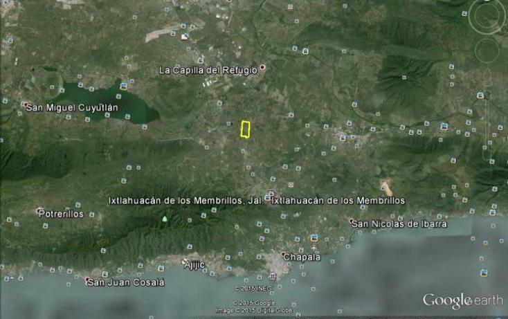 Foto de terreno habitacional en venta en  1, ixtlahuacan de los membrillos, ixtlahuacán de los membrillos, jalisco, 827471 No. 02