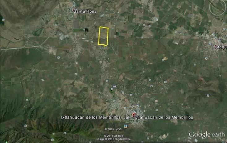 Foto de terreno habitacional en venta en  1, ixtlahuacan de los membrillos, ixtlahuacán de los membrillos, jalisco, 827471 No. 03