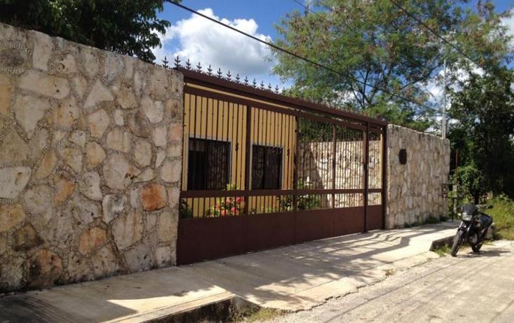 Foto de casa en venta en  1, izamal, izamal, yucatán, 1987798 No. 17