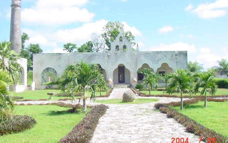 Foto de terreno habitacional en venta en  1, izamal, izamal, yucatán, 968897 No. 01