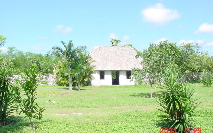 Foto de terreno habitacional en venta en  1, izamal, izamal, yucatán, 968897 No. 02