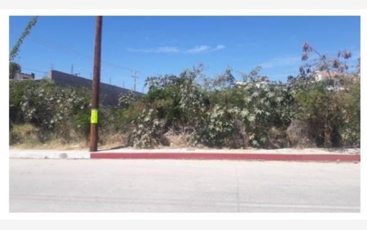 Foto de terreno habitacional en venta en  1, jacarandas, los cabos, baja california sur, 1763428 No. 01