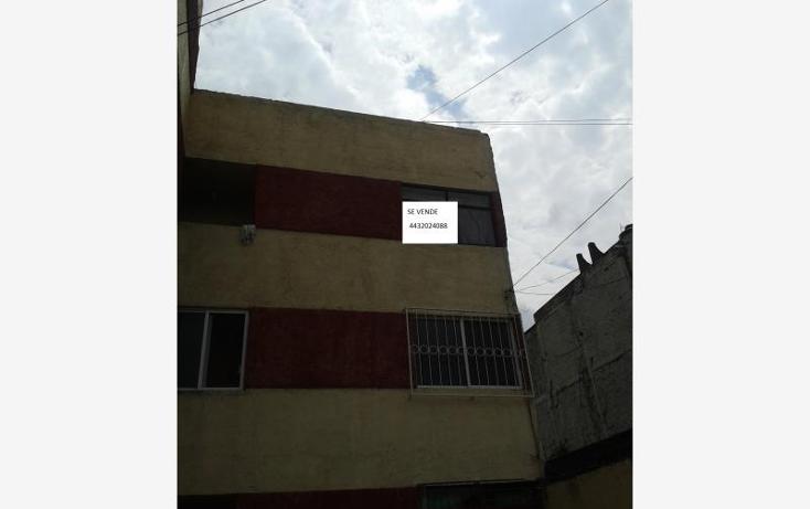 Foto de departamento en venta en  1, jacarandas, morelia, michoac?n de ocampo, 790729 No. 01