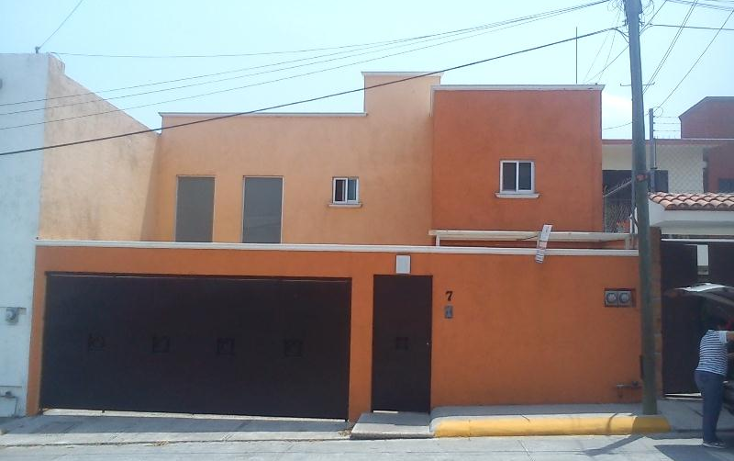 Foto de casa en venta en  1, jardines de ahuatl?n, cuernavaca, morelos, 396247 No. 01