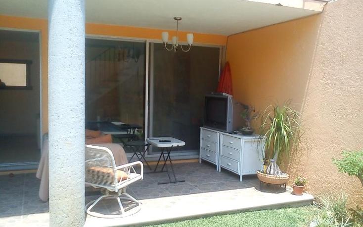 Foto de casa en venta en  1, jardines de ahuatl?n, cuernavaca, morelos, 396247 No. 04