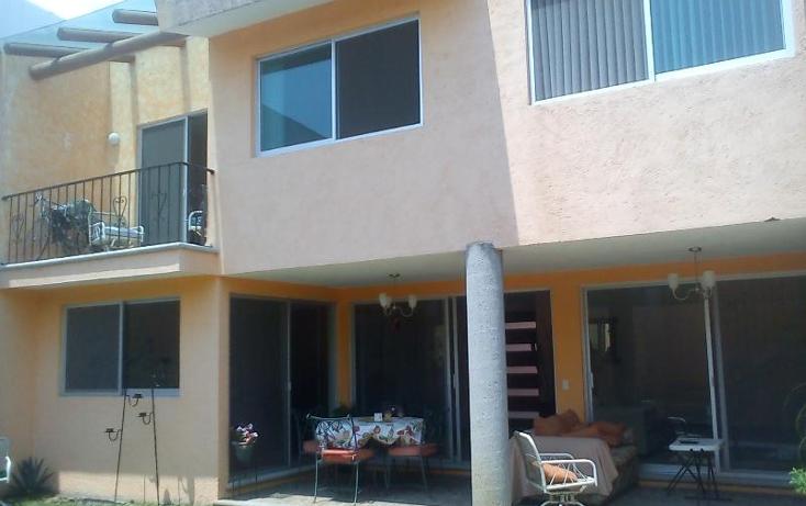 Foto de casa en venta en  1, jardines de ahuatl?n, cuernavaca, morelos, 396247 No. 33