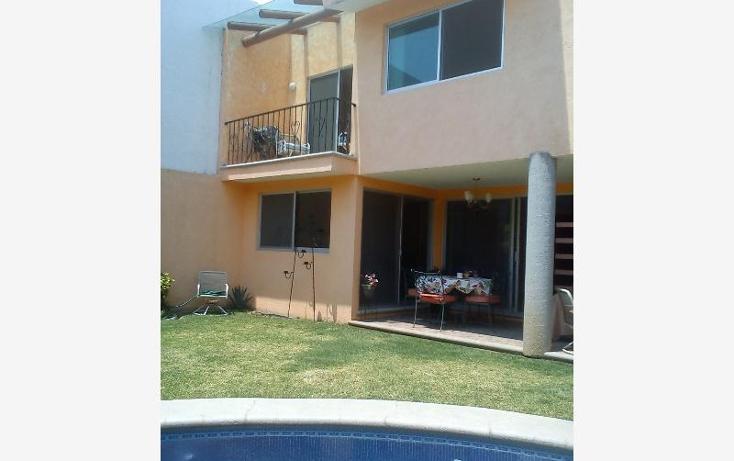 Foto de casa en venta en  1, jardines de ahuatl?n, cuernavaca, morelos, 396247 No. 34