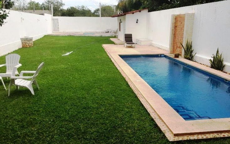 Foto de casa en venta en  1, jardines de mérida, mérida, yucatán, 1702578 No. 01
