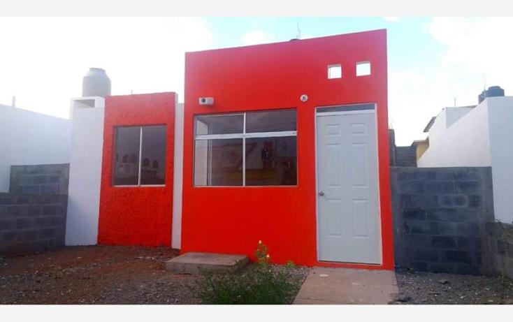 Foto de casa en venta en  1, jardines de sauceda, guadalupe, zacatecas, 1984584 No. 02