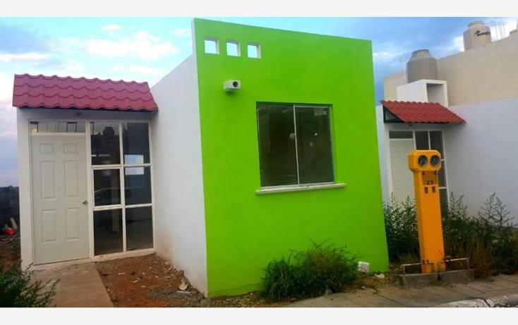 Foto de casa en venta en  1, jardines de sauceda, guadalupe, zacatecas, 1984584 No. 05