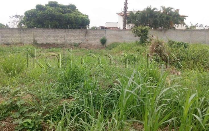 Foto de terreno habitacional en venta en  1, jardines de tuxpan, tuxpan, veracruz de ignacio de la llave, 1796450 No. 04