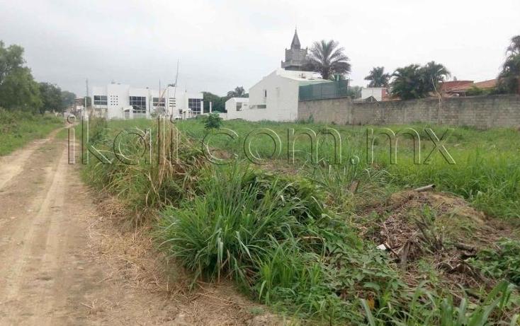 Foto de terreno habitacional en venta en  1, jardines de tuxpan, tuxpan, veracruz de ignacio de la llave, 1796450 No. 05