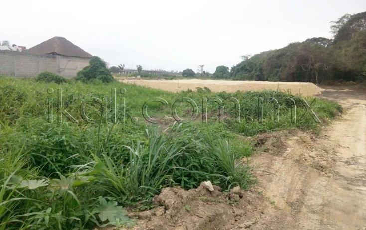 Foto de terreno habitacional en venta en  1, jardines de tuxpan, tuxpan, veracruz de ignacio de la llave, 1796450 No. 07