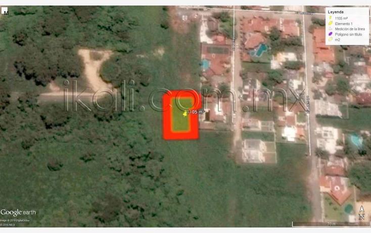 Foto de terreno habitacional en venta en  1, jardines de tuxpan, tuxpan, veracruz de ignacio de la llave, 1796450 No. 08