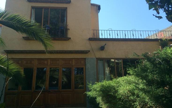 Foto de casa en renta en  1, jardines del pedregal, álvaro obregón, distrito federal, 827341 No. 01