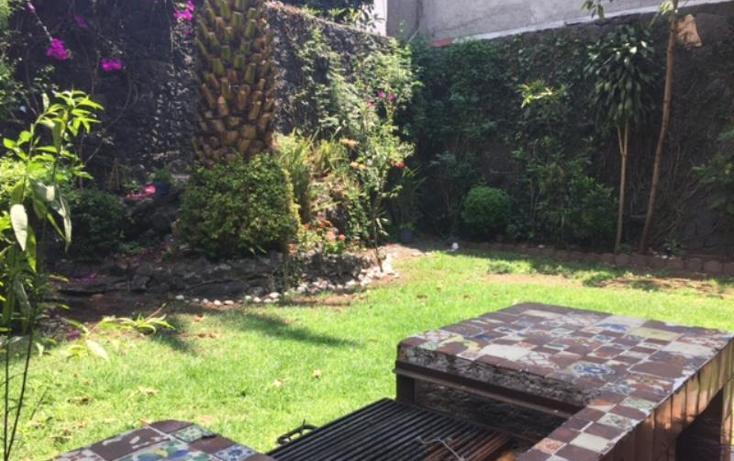 Foto de casa en renta en  1, jardines del pedregal, álvaro obregón, distrito federal, 827341 No. 16