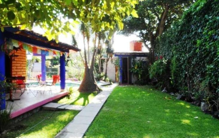 Foto de casa en venta en  1, jiquilpan, cuernavaca, morelos, 893797 No. 02