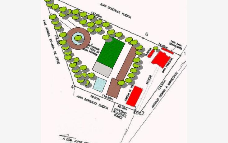 Foto de terreno habitacional en venta en  1, jofre (san josé de jofre), san luis de la paz, guanajuato, 377757 No. 06