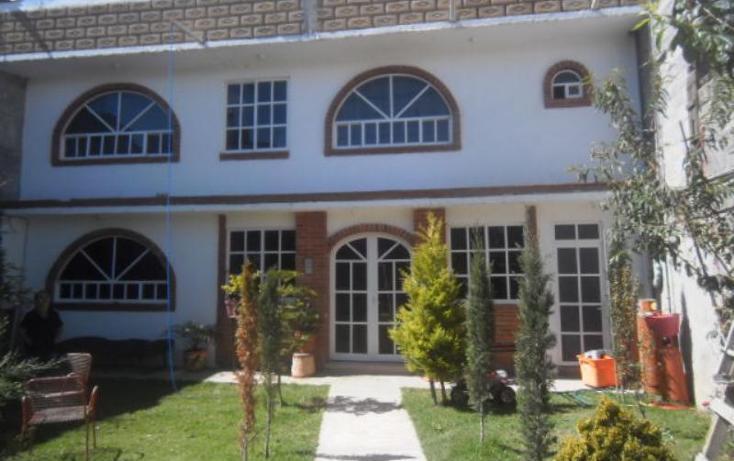 Foto de casa en venta en  1, juchi, juchitepec, méxico, 393139 No. 01