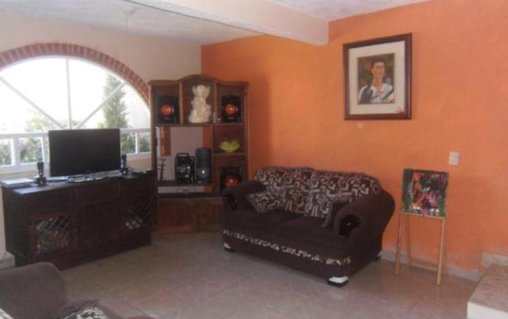 Foto de casa en venta en  1, juchi, juchitepec, méxico, 393139 No. 03