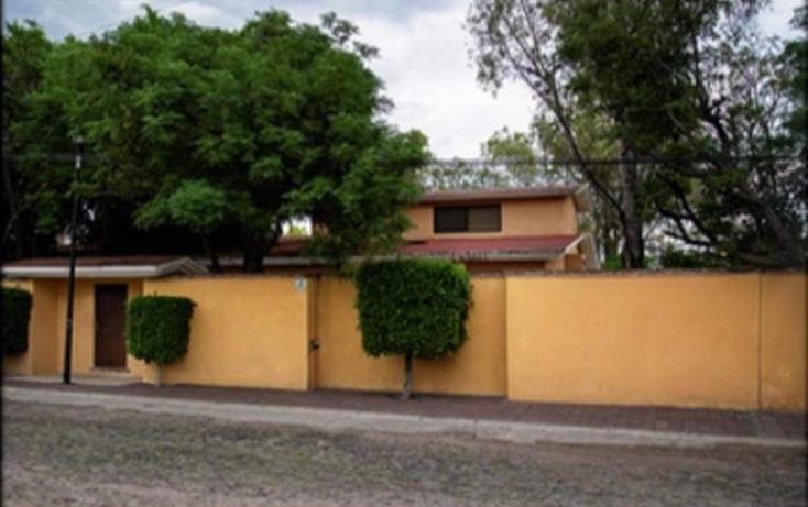 Foto de casa en venta en  1, jurica, quer?taro, quer?taro, 1387353 No. 01