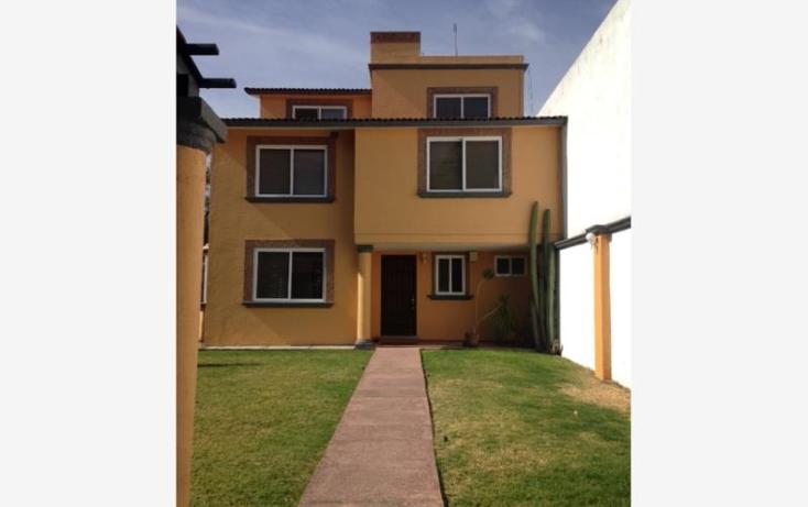 Foto de casa en renta en  1, jurica, querétaro, querétaro, 1585058 No. 01