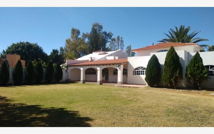 Foto de casa en renta en  1, jurica, querétaro, querétaro, 1616580 No. 01
