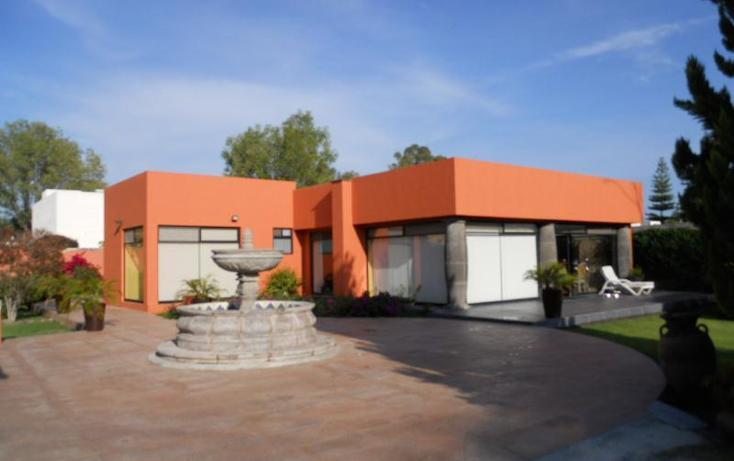 Foto de casa en venta en  1, jurica, querétaro, querétaro, 389251 No. 02
