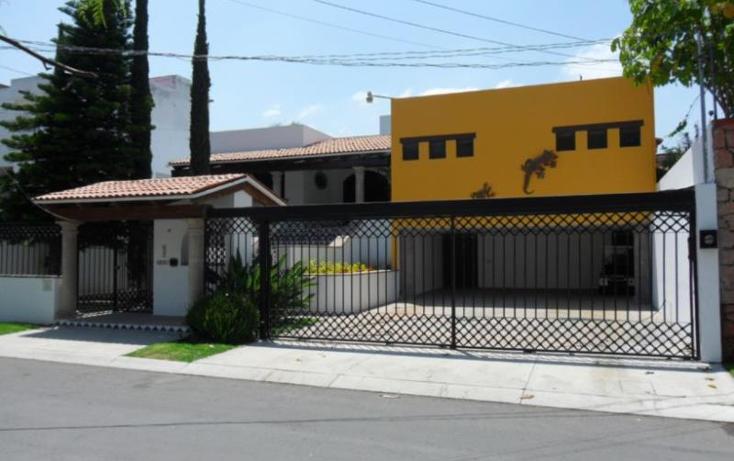 Foto de casa en renta en  1, juriquilla, querétaro, querétaro, 1536024 No. 03