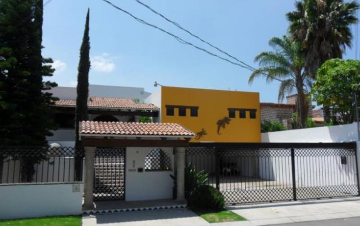 Foto de casa en renta en  1, juriquilla, querétaro, querétaro, 1536024 No. 04