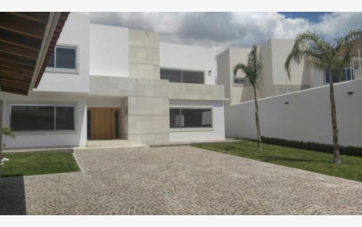 Foto de casa en renta en  1, juriquilla, querétaro, querétaro, 1924344 No. 01