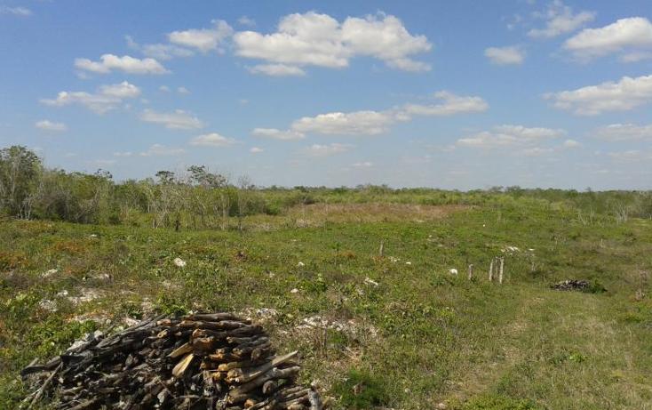 Foto de terreno habitacional en venta en 1 1, kantunil, kantunil, yucatán, 877125 No. 01